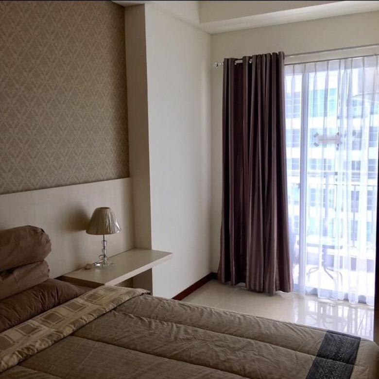 Disewakan Kondominium Green Bay 2 Bed Room Full Furnised Tahun