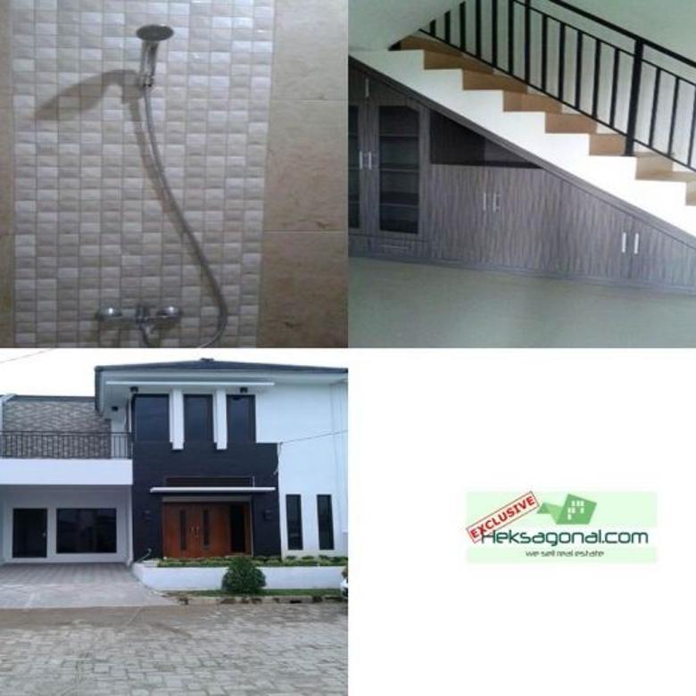 Rumah Dijual komplek perumahan dekat Taman Galaxy Bekasi Jawabarat HKS3427
