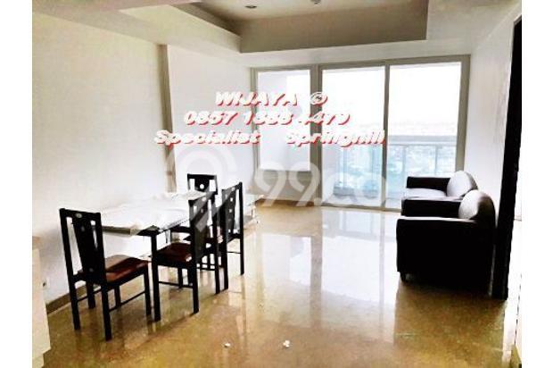 DISEWAKAN Apartemen Springhill Kemayoran (79m2) 1 Br – View Golf & Laut - B 14323669