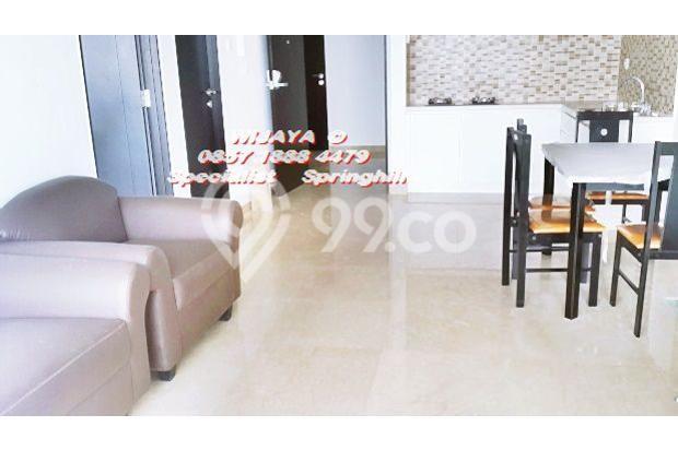 DISEWAKAN Apartemen Springhill Kemayoran (79m2) 1 Br – View Golf & Laut - B 14323670