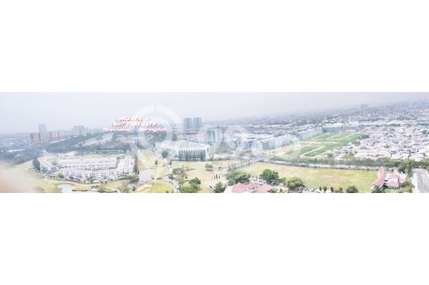 DISEWAKAN Apartemen Springhill Kemayoran (79m2) 1 Br – View Golf & Laut - B 14323672