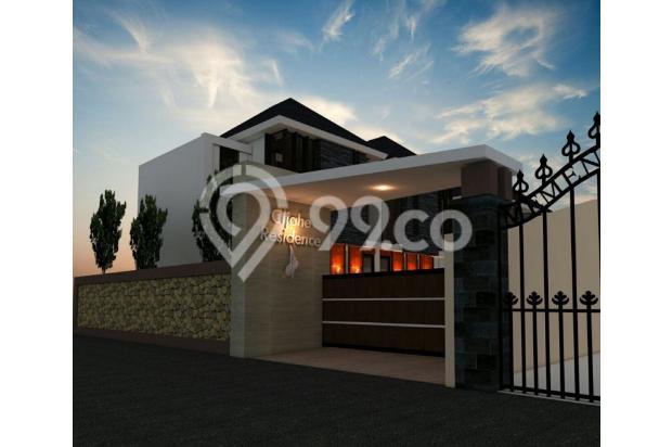 hunian dengan lokasi strategis indah nyaman&mewah exclusive dengan 2 lantai 16225390