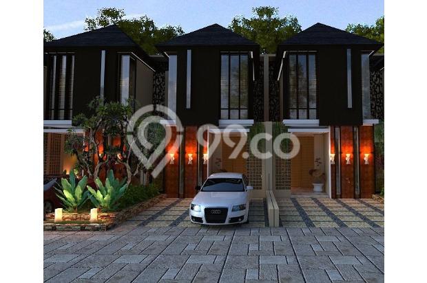 hunian dengan lokasi strategis indah nyaman&mewah exclusive dengan 2 lantai 16225395