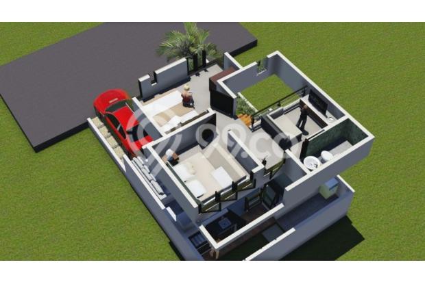 hunian dengan lokasi strategis indah nyaman&mewah exclusive dengan 2 lantai 16225399