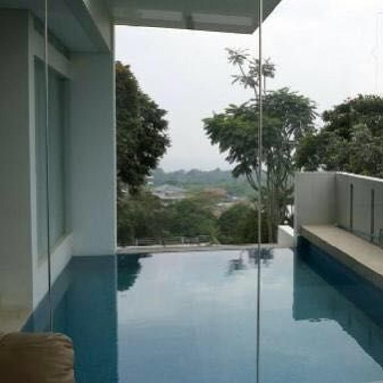Rumah Lux Resor Dago Pakar View Kota Bandung