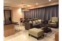 Harga Dibawah Pasaran, Layout Favorite 3bed Full Furnished Unit Terawat, Lantai Tinggi View Lepas ke City di Salah Satu Apartemen Paling Homey di Jakarta, Setiabudi Sky Garden