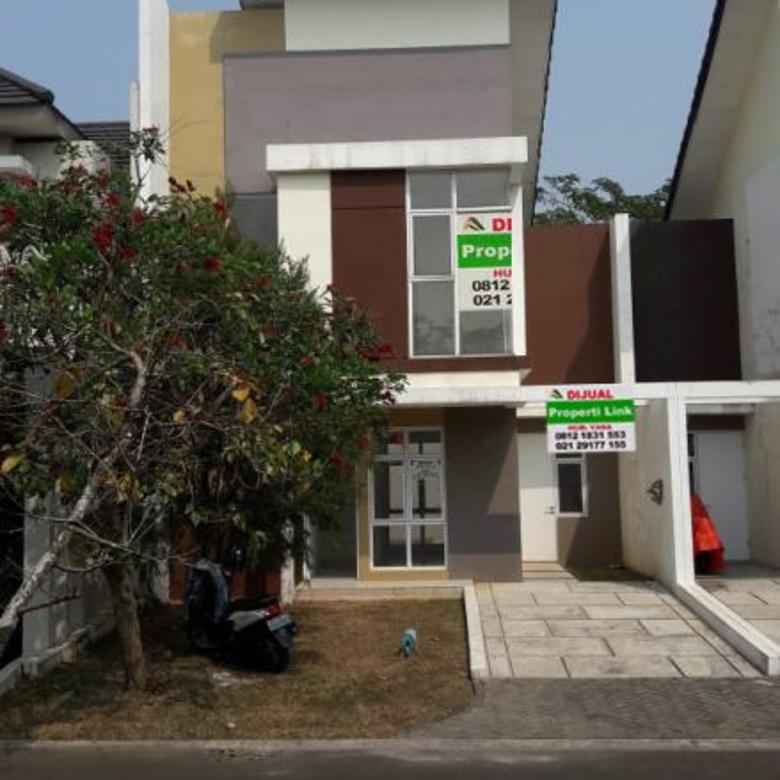 Rumah Baru Siap Huni,2 Lantai, di The Icon,Western Cosmo,BSD