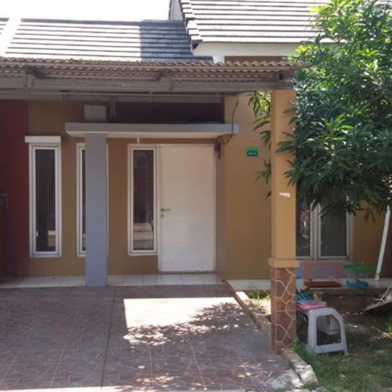 Jual BU nih rumah di Serpong Garden 1 Cisauk Clst Green Valley