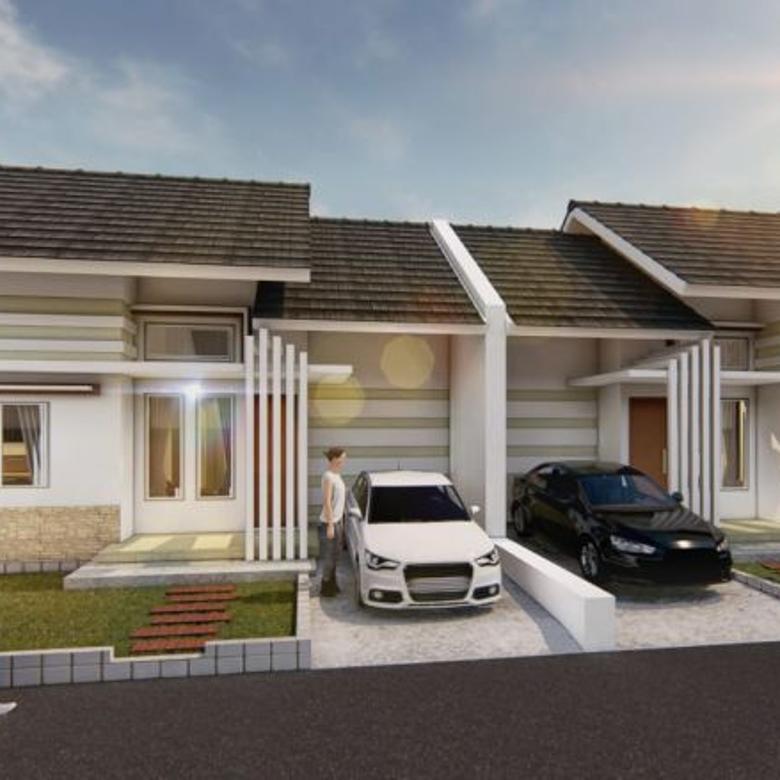 Rumah baru konsep villa di jogja bisa kpr