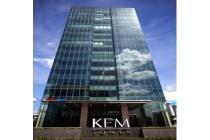 Dijual Office Space Siap Pakai di KEM Tower Kemayoran