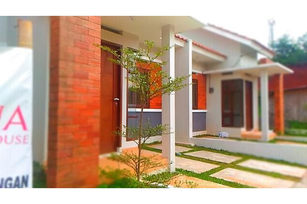 rumah kirana town house di tanjung sari dp 10 jtan 13317765