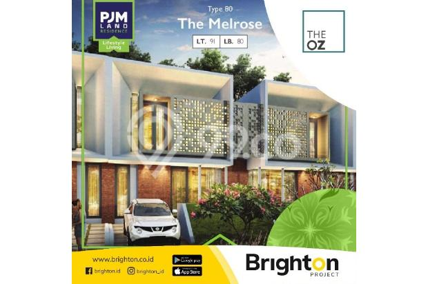 Dijual Rumah The OZ Residence Malang 16225342
