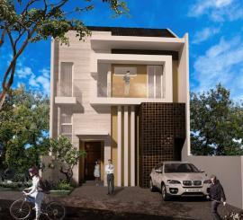 Dijual Rumah Mewah Kawasan Elit di Simatupang Residence Jaksel