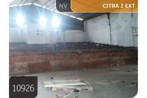 Gudang Citra 2 Ext, Jakarta Barat, 22x26m, 1 Lt