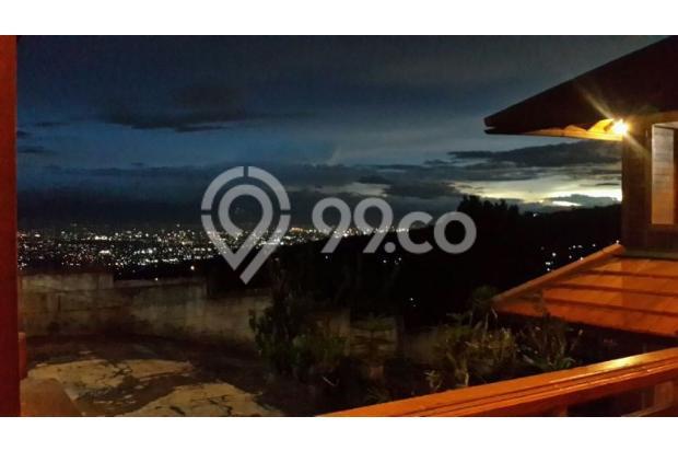 Rumah Villa Mewah Kayu Jati Asli Modern View Kota Bandung Indah 15052718