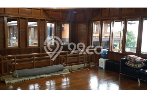 Rumah Villa Mewah Kayu Jati Asli Modern View Kota Bandung Indah 15052723