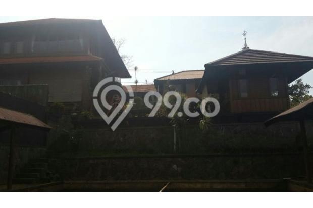 Rumah Villa Mewah Kayu Jati Asli Modern View Kota Bandung Indah 15052731