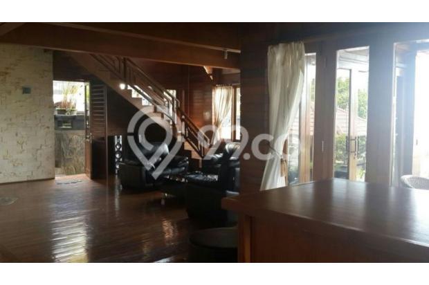 Rumah Villa Mewah Kayu Jati Asli Modern View Kota Bandung Indah 15052740