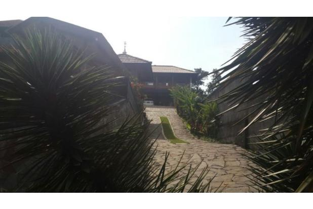 Rumah Villa Mewah Kayu Jati Asli Modern View Kota Bandung Indah 15052742
