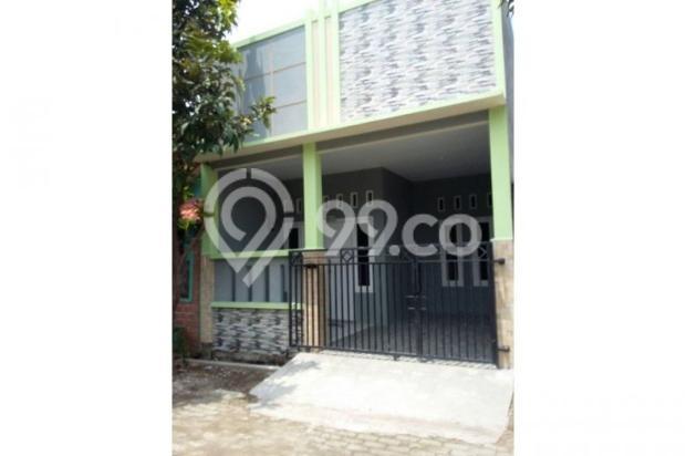 Rumah Abu Abu Manis di Villa Mutiara Gading 1 Bekasi 12398763