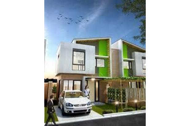 Rumah Konsep Urban Farming di The Green Setiabudhi 15074241