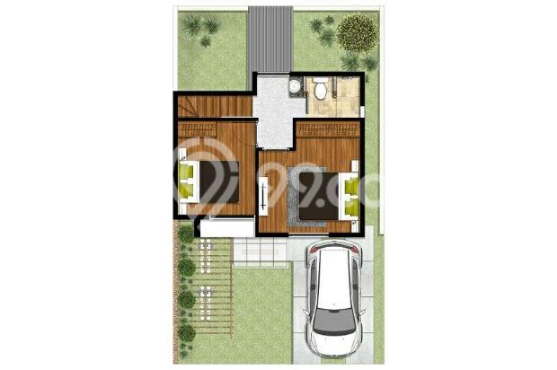 Rumah Konsep Urban Farming di The Green Setiabudhi 15074258