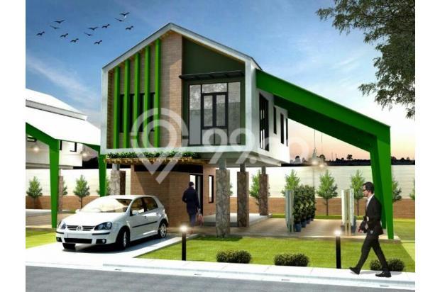Rumah Konsep Urban Farming di The Green Setiabudhi 15074259
