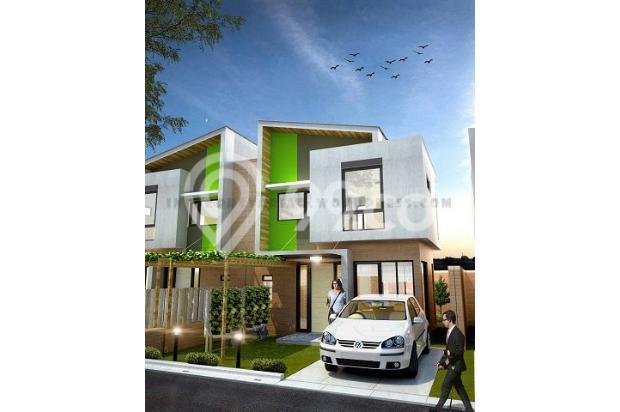 Rumah Konsep Urban Farming di The Green Setiabudhi 15074264