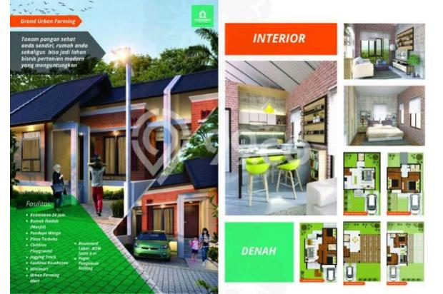 Rumah Konsep Urban Farming di The Green Setiabudhi 15074265