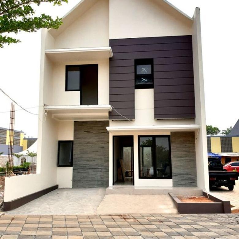 Dijual rumah berkualitas, DP bebas bisa sesuaikan budget anda