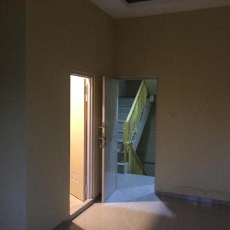 CHANDRA*rumah baru minimalis 4 lantai uk 3.5x10m harga murah