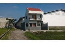 Rumah Baru Minimalis 112 m2 di Grogol, Sukoharjo, Surakarta