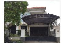 Dijual Rumah 2 lantai di Graha Family Surabaya