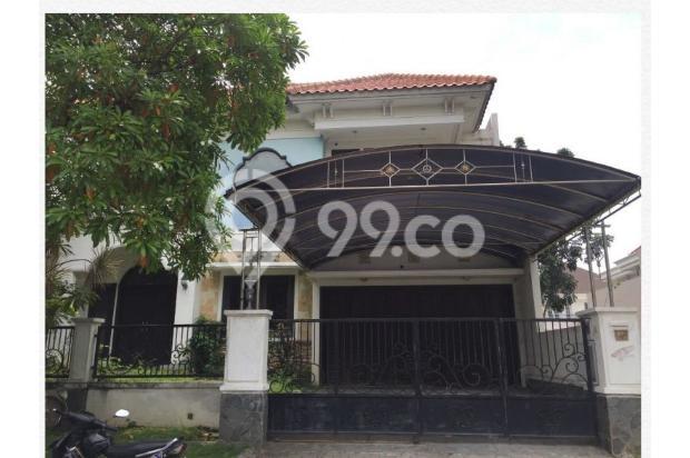 Dijual Rumah 2 lantai di Graha Family Surabaya 14318901