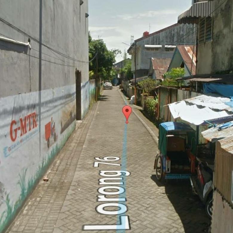 Rumah Tua Jl Latimojong Lorong 76 Belakang Bambooden 1 12X18,