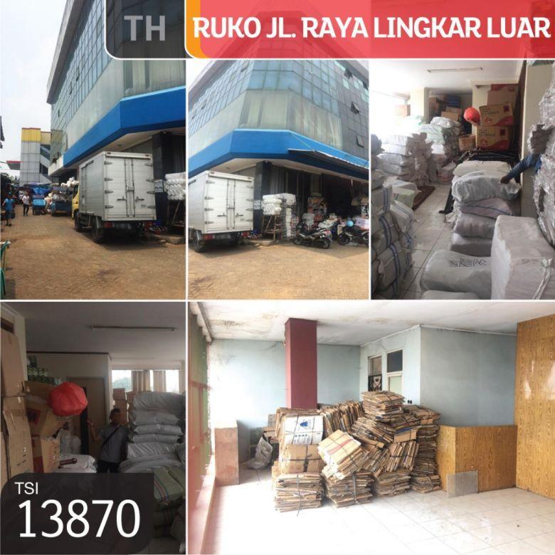 Ruko Jl. Raya Lingkar Luar, Jakarta Barat, 5,5x15m, 4 Lt, HGB