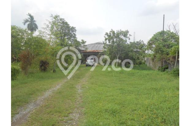Dijual Rumah dan Tanah di Ikadin  2515256