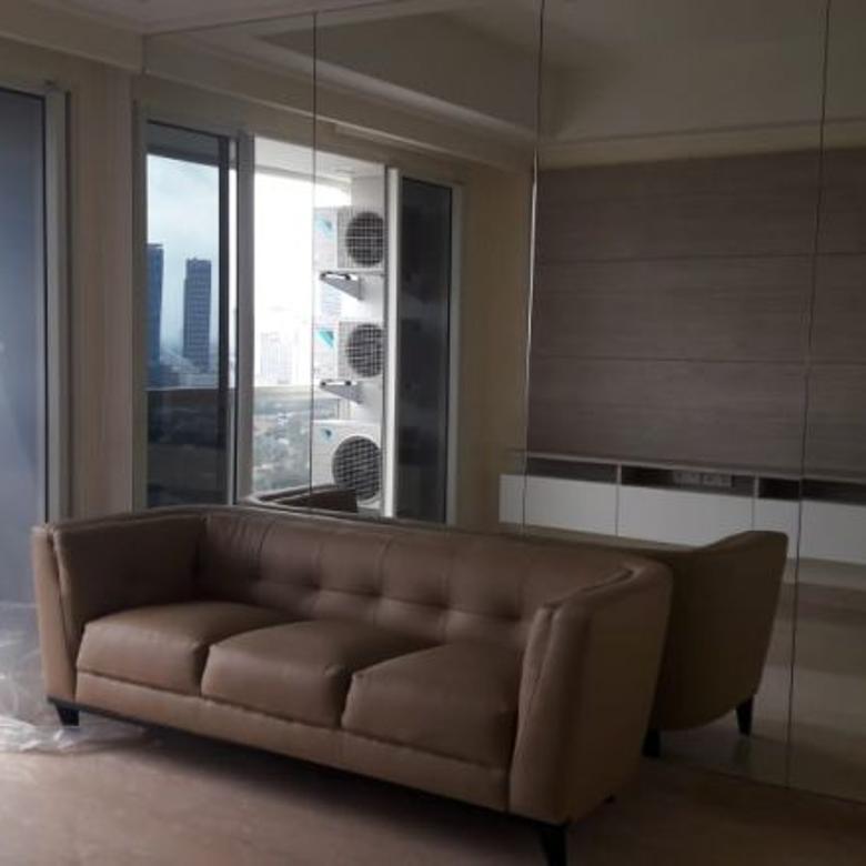 Disewakan Apartemen Menteng Park 2BR Private Lift Jak Pus