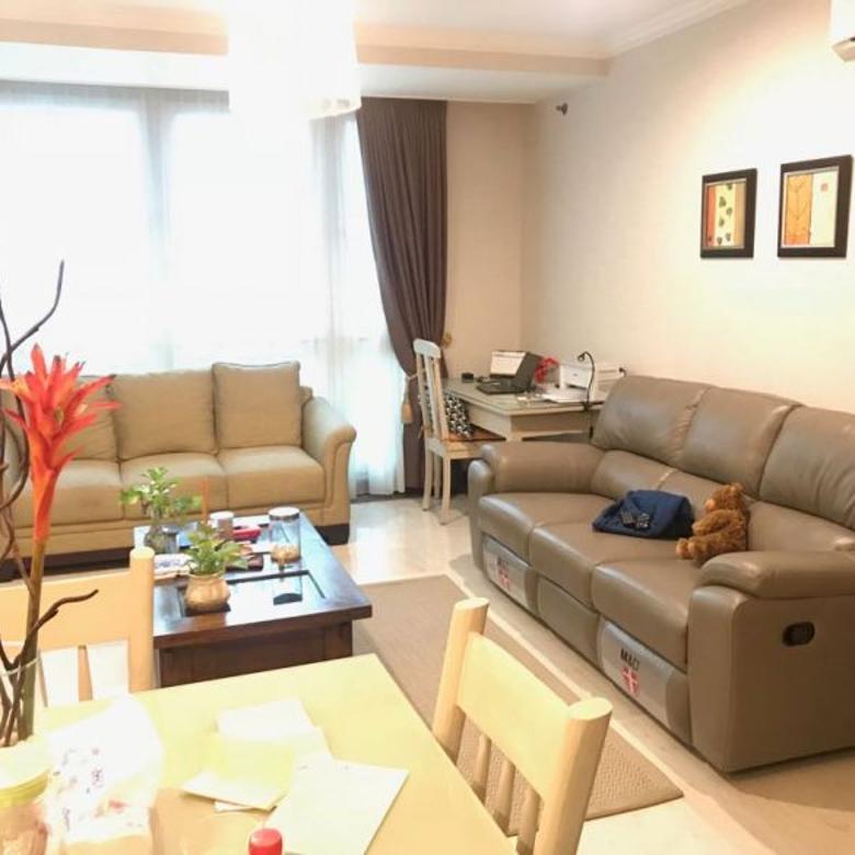 Jual Apartemen Casablanca Tipe Studio Furnished Lantai Rendah