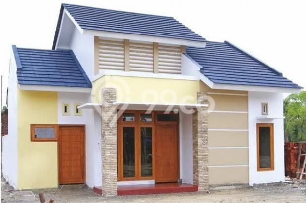 rumah minimalis design mewah dalam perumahan one gate
