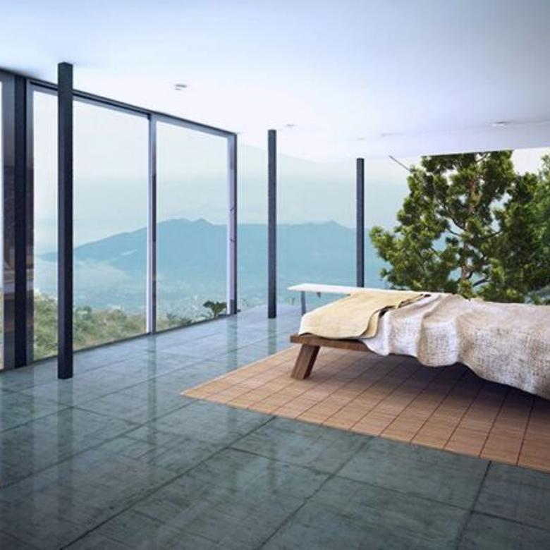 resort MEGAH w PRIVATE POOL di dago