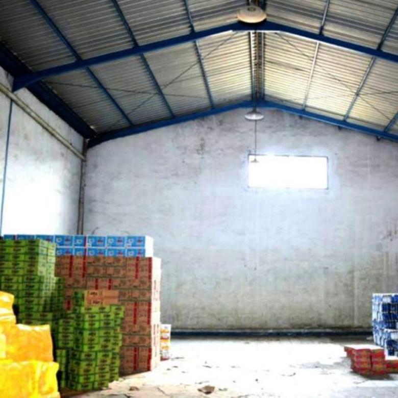 Dijual Gudang Dekat Pintu TOL di Daerah Terusan Buahbatu