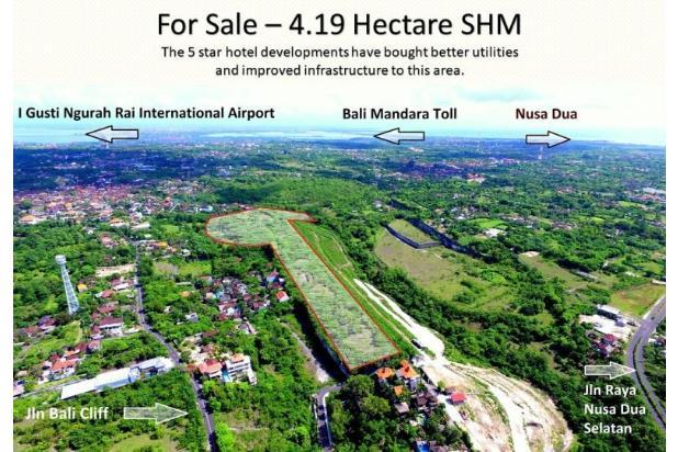 Rp83,8mily Tanah Dijual