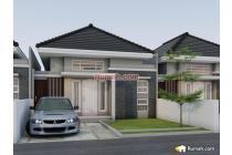Rumah Tengah Kota Murah Jln. Sarikaton Dr. Sutomo Kotamadya Pontianak.