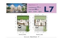 Dijual Rumah Baru Desain Modern di