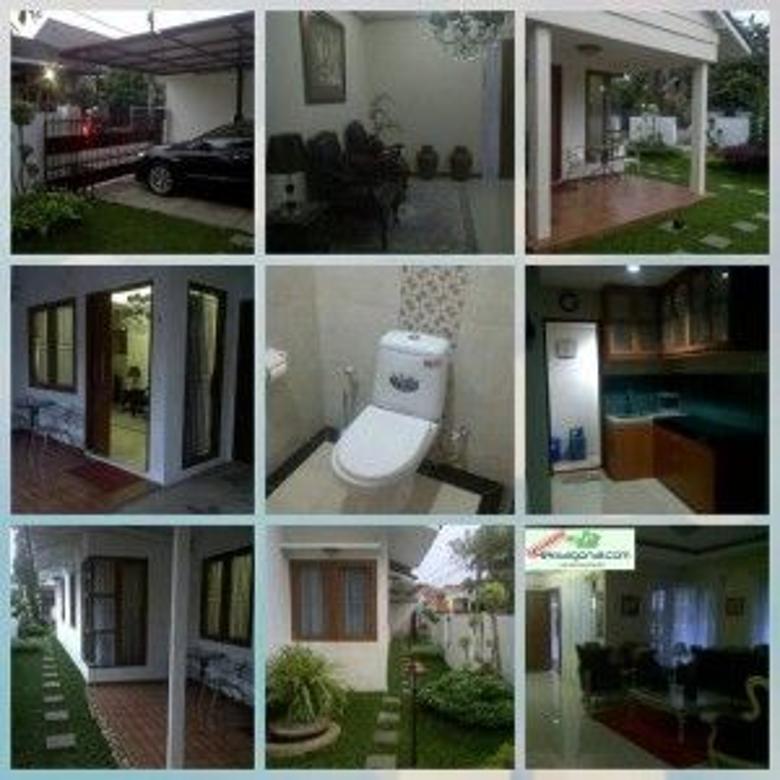Rumah Dijual Bulak Wangi, Ciputat, Tangerang Selatan hks4816