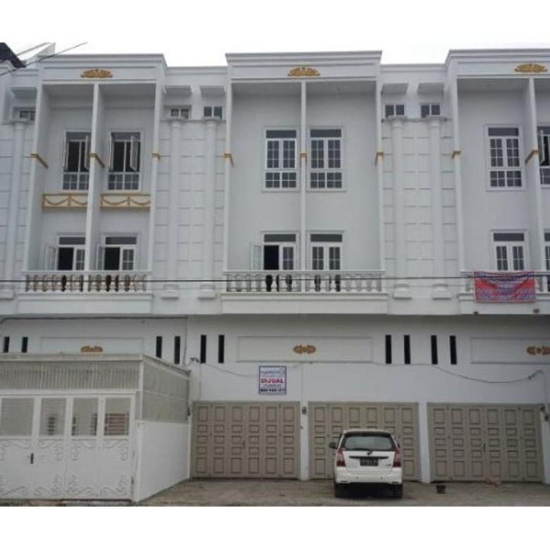 Ruko Jalan Bilal Ujung Medan