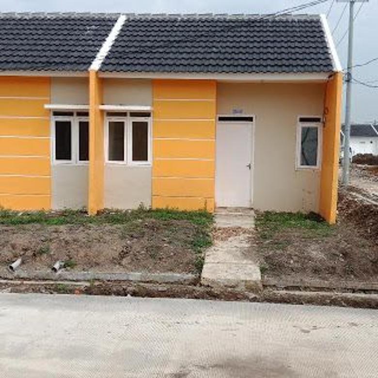 Dijual Rumah Murah Subsidi di Griya Srimahi Indah, Bekasi