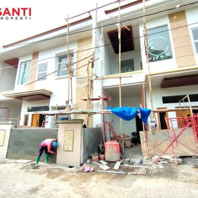 Rumah Mewah 2 Lantai Jalan Kaliurang Yogyakarta Dekat UII, Al Azhar Cairo
