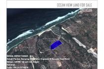 DIJUAL TANAH view laut di Jl. Melasti desa Ungasan Kec. Kuta Selatan